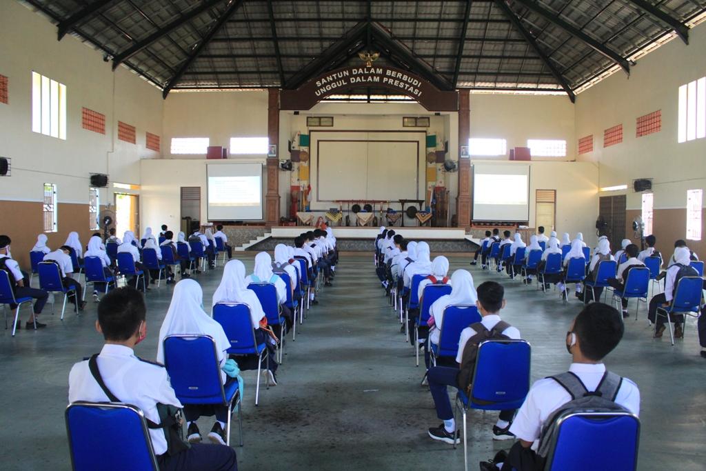 Sosialisasi Siswa Kelas X 2020-2021
