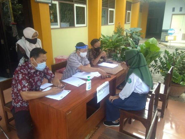 Pengumuman PPDB SMA N 1 Mayong 2020